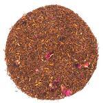 Vente tisane-thé : thé rouge roibos aromatisé :