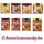 Vente 10x viande séchée jack -lien bovine jerky bites 4 variétés (8,00 €/ 100g )