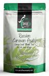 Vente 473ml russe caravane fruité feuilles en vrac noir mélange de thé inc. sans