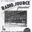 Catalogue complet radio sources 1939