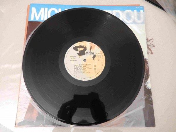 double disque vinyle 33 tours michel sardou mes. Black Bedroom Furniture Sets. Home Design Ideas