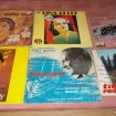"Lot de vinyles ""retro"""