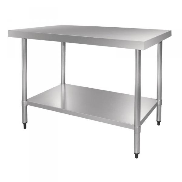 table inox occasion annonce materiel professionnel ForTable Restauration Professionnel