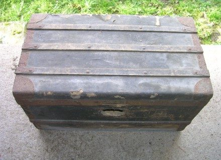 Malle ancienne pas cher vente malle achat annonce brocante - Renover malle ancienne ...