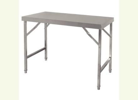 tables en inox pliante vente oise 457080. Black Bedroom Furniture Sets. Home Design Ideas
