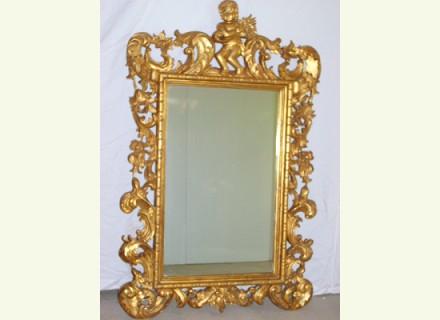 miroir bordure doree miroirs anciens ad quation entre