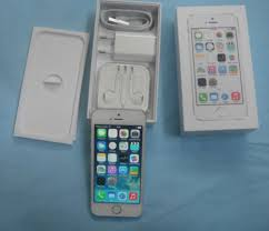Iphone 5s 16 go argent