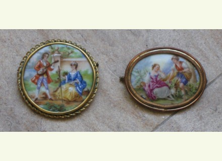 Broches anciennes