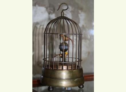 Ancienne cage a oiseau mes - Decorer une cage a oiseaux ...